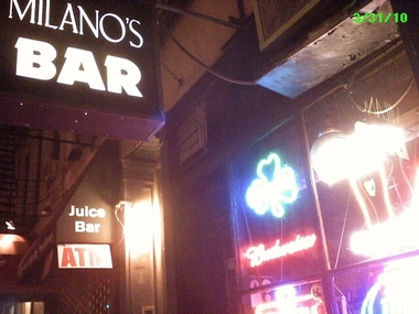 Milano's Bar - New York, NY