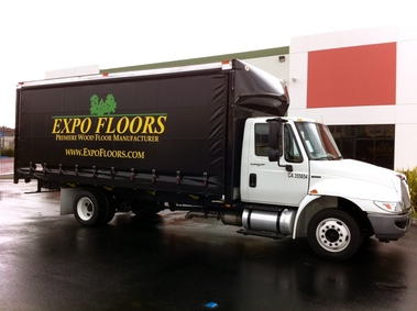 Expo Floors - Sacramento, CA