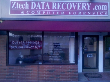 Ztech Data Recovery - Watertown, MA