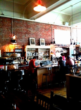 Odd Fellows Cafe - Seattle, WA