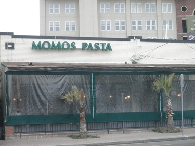 Momo's Pasta - Dallas, TX