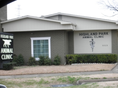 Highland Park Animal Clinic In Dallas Tx 75205 Citysearch
