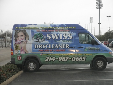 Swiss Cleaners & Laundry - Dallas, TX