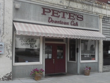 Pete's Downtown Cafe - Anderson, SC