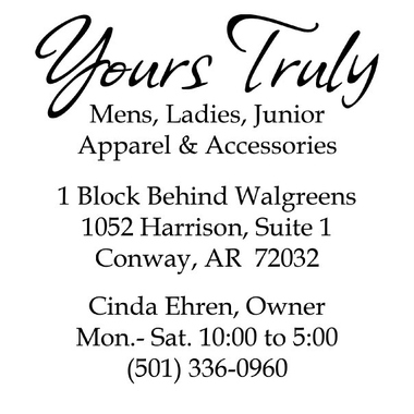 Yours Truly Consignment, Inc. - Conway, AR