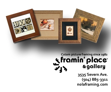 Framin' Place & Gallery - Metairie, LA