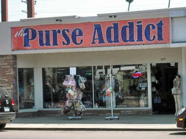 The Purse Addict - San Diego, CA