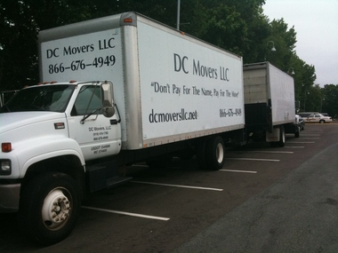 D C Movers - Durham, NC