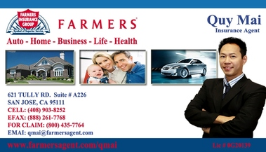 Farmers Insurance - Quy Mai - San Jose, CA