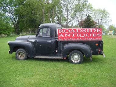 Roadside Antiques - Glenwood, MN