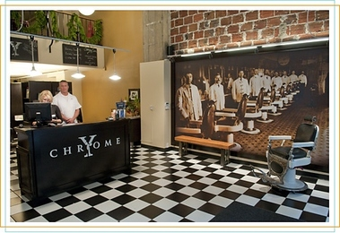 Y-Chrome - The Art of Barbering - Portland, OR