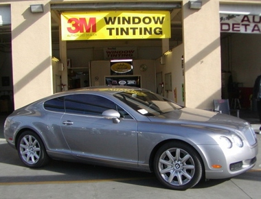 All Shade Window Tinting & Paint Protection - Ontario, CA