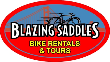 Blazing Saddles Bike Rentals - San Francisco, CA