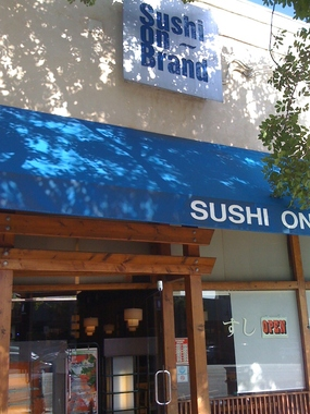 Sushi On Brand - Glendale, CA