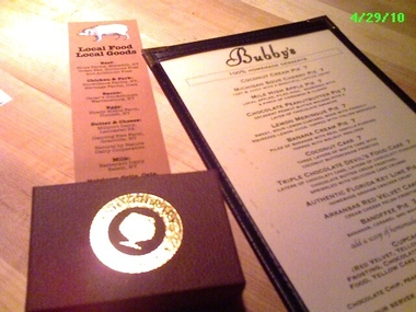Bubby's - New York, NY