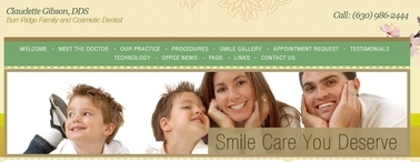 Gibson Claudette Dds - Willowbrook, IL
