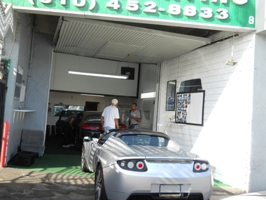 Nick's Glass Tinting - Santa Monica, CA