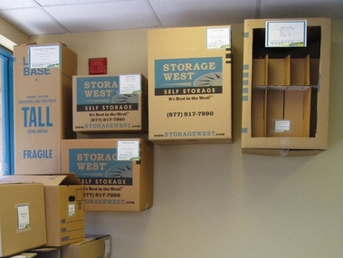 Storage West Self Storage - Mission Viejo, CA