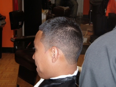 The hook up barber shop nampa id