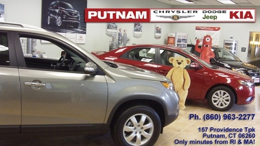 Putnam Chrysler Dodge Jeep Kia In Putnam Ct 06260