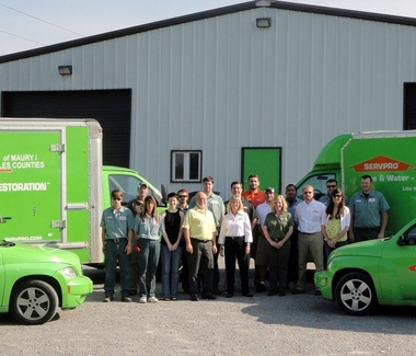 Servpro-Maury & Giles Counties - Spring Hill, TN
