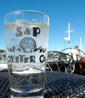 S & P Oyster Co - Mystic, CT