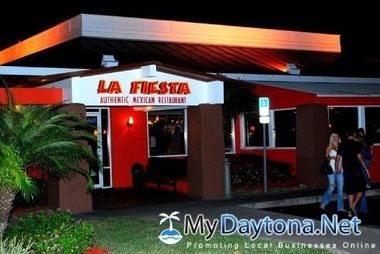 La Fiesta Mexican Restaurant Port Orange Fl