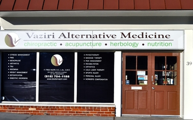 Vaziri Alternative Medicine - Woodland Hills, CA