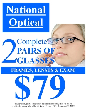 National Optical Outlet - West Hempstead, NY