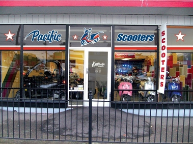 Pacific Scooters - Portland, OR