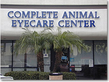 Complete Animal Eye Care Center - Sherman Oaks, CA