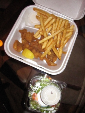 Rocky's Fish & Poultry - Burbank, CA