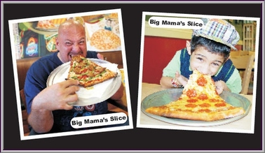 Big Mama's & Papa's Pizzeria - North Hollywood, CA