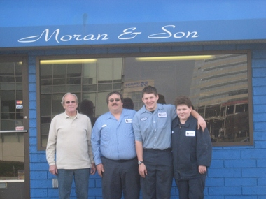 Moran & Son Auto Repair Inc
