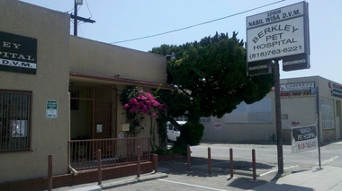 Berkley Pet Hospital in North Hollywood, CA, photo #2