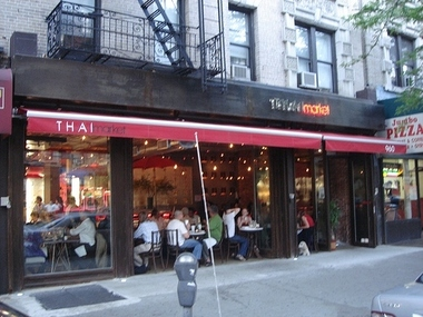 Best Thai Restaurants Upper West Side Nyc