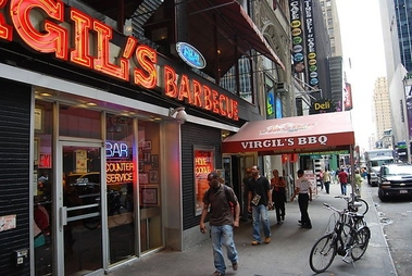 Virgil's Barbecue - New York, NY