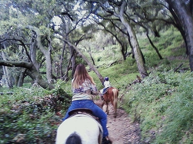Marshall Canyon Equestrian Ctr - La Verne, CA