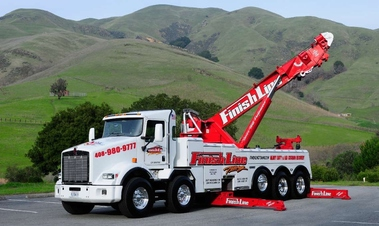 Finish Line Towing Inc - Santa Clara, CA