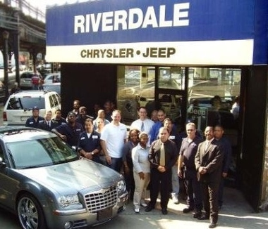 riverdale chrysler jeep plymth in bronx ny 10463 citysearch. Black Bedroom Furniture Sets. Home Design Ideas