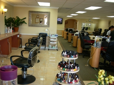 Sandy's Nails & Spa - Westminster, CA
