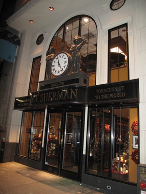 Nat Sherman International - New York, NY