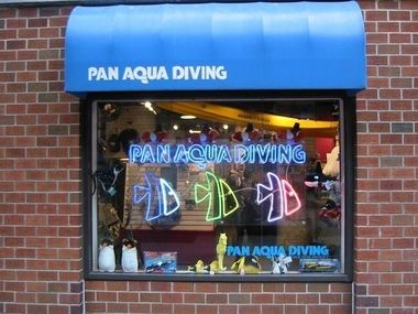PAN AQUA DIVING - New York, NY