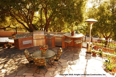 Knight Landscape Construction, Inc. - San Jose, CA
