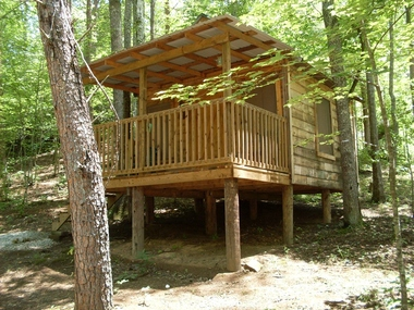 Sky Island Retreat & Campground - Old Fort, NC