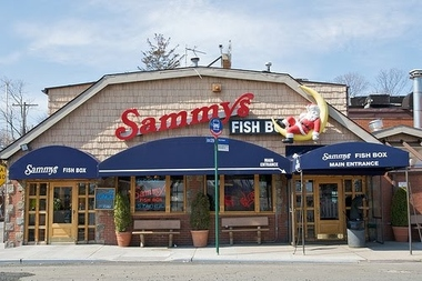 Sammy S Shrimp Box Bronx