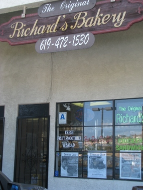 Original Richard's Bakery - National City, CA
