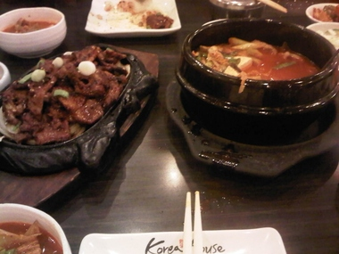 Seoul Garden Restaurant - Houston, TX