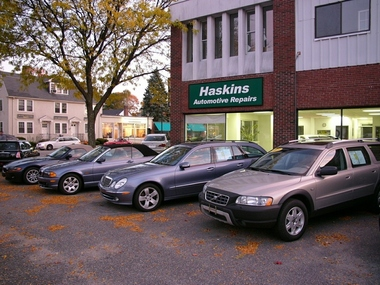 Haskins Auto Body In Wellesley Ma 02482 Citysearch