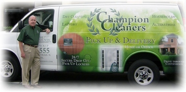 Champion Cleaners - Naples, FL
